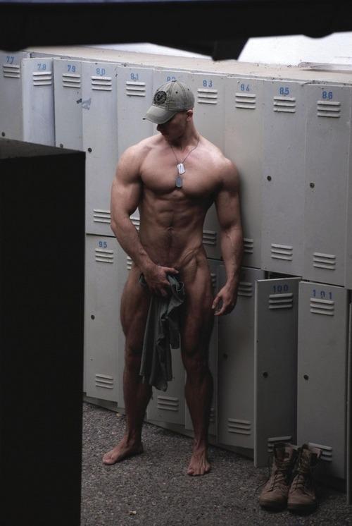 Marine guys nude