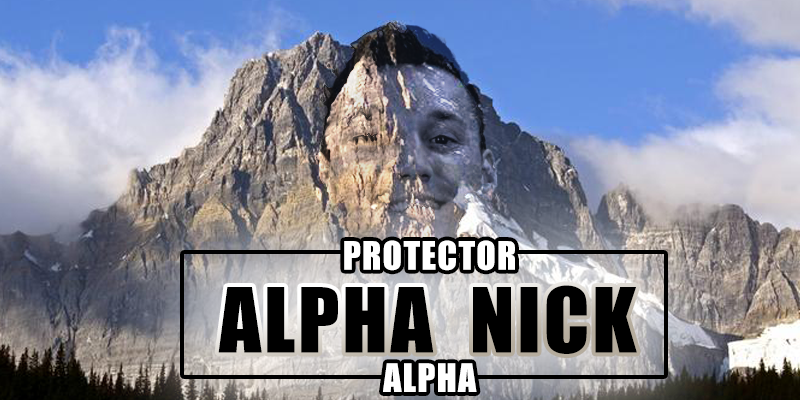 All Straight Alpha Nick Posts!